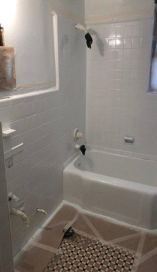 Bathtub Refinishing | Bathroom Remodeling | Jersey City NJ