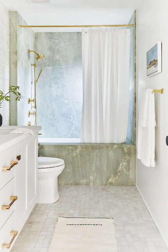 Transform a Dated Bathroom with Freshly Reglazed Ceramic Tiles | Bathtub Refinishing | Jersey City Tub Reglazing